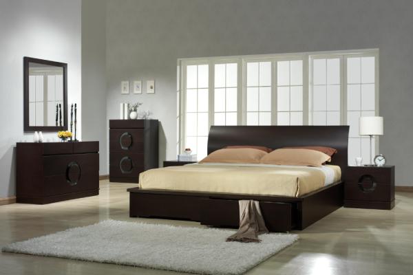 Modern design for bedroom furniture