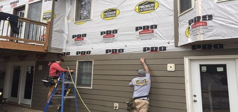 Replace your Vinyl Siding