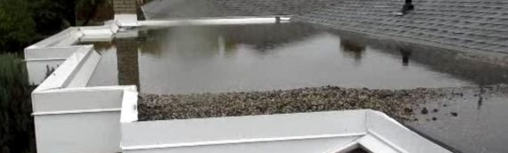Drainage Solutions for Flat Roofs